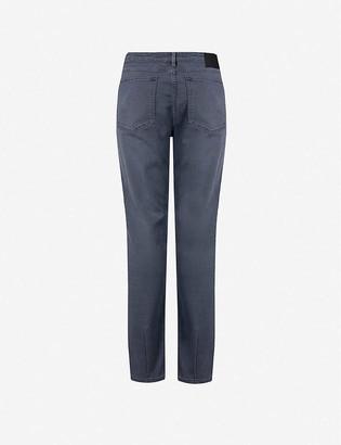 Neuw Lou straight stretch-denim jeans