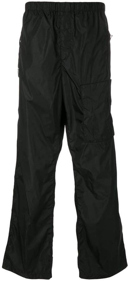 Givenchy loose fit trousers