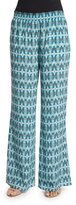 Joie Isabeli Printed Silk Pants