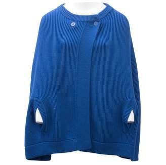 Richard Nicoll Blue Wool Jackets