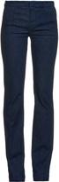 J Brand Vanessa mid-rise bootcut jeans