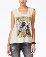 Junk Food Clothing Cotton Def Leppard Graphic Tank Top