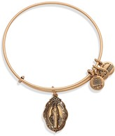 Alex and Ani Mother Mary Expandable Wire Bangle