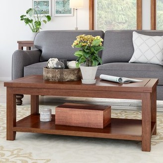 Three Posts Kensley Coffee Table with Storage
