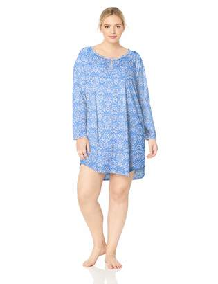 Karen Neuburger Women's Plus Size Nightgown Pajamas Sleepshirt Pj