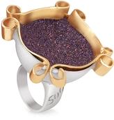 Palladio Naoto Omaggio a Purple Ring