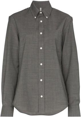 Sunflower Button-Down Tailored Shirt