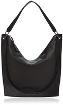 DKNY Leather Hobo