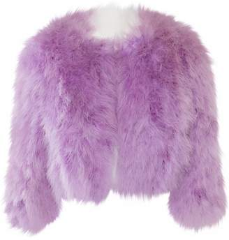 Adrienne Landau Purple Other Jackets