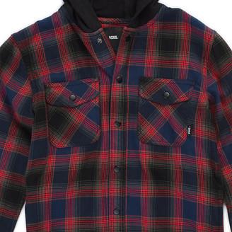 Vans Boys Parkway Flannel Shirt