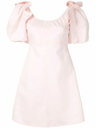 Ellery Valeria bubble-sleeve dress
