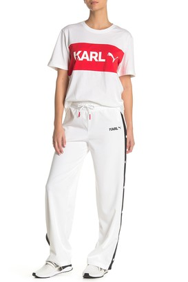Puma Karl Stripe Tear Away Pants