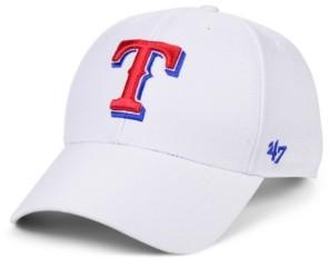 '47 Texas Rangers White Mvp Cap