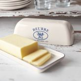 Sur La Table Brasserie Butter Dish
