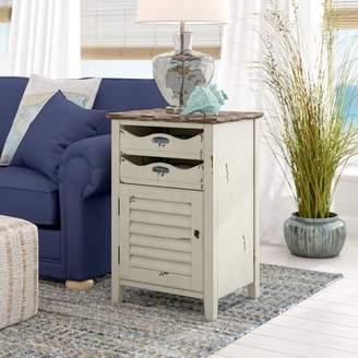 Beachcrest Home Riviera End Table