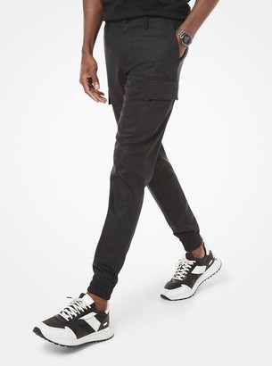 Wool Cargo Joggers