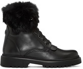 Moncler Black Patty Boots