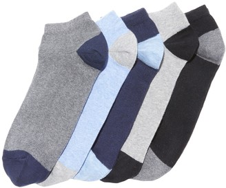 La Redoute Collections Pack of 5 Pairs of Trainer Socks