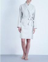 Bodas Montana cotton robe
