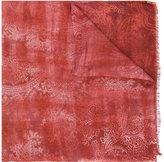 John Varvatos paisley print scarf - men - Modal - One Size