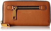 Marc Jacobs Gotham City Slgs Standard Continental Wallet
