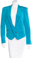Rebecca Minkoff Silk Shawl Collar Blazer w/ Tags