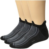 Wrightsock Endurance Double Tab 3-Pack Crew Cut Socks Shoes