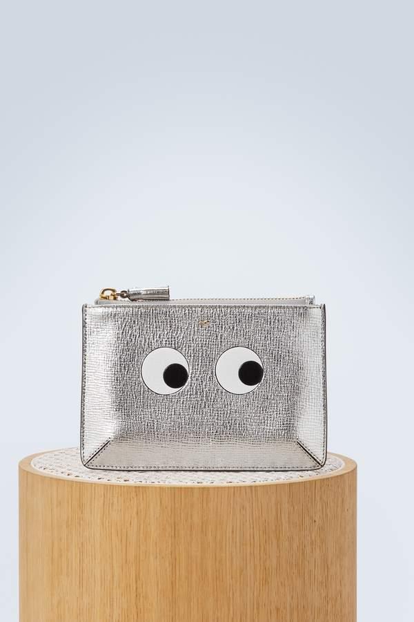 Anya Hindmarch Eyes mini clutch