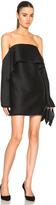 Dion Lee Paper Tux Wool Levitation Dress