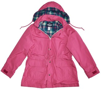Woolrich Pink Cotton Jacket for Women Vintage