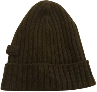 Prada Brown Wool Hats & pull on hats