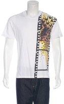 McQ Bird Reel Print T-Shirt