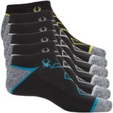 Spyder Half Cushion No-Show Socks - 6-Pack, Below the Ankle (For Big Boys)