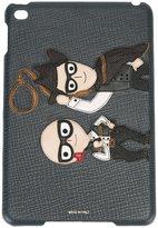 Dolce & Gabbana Western Designer's patch iPad mini case