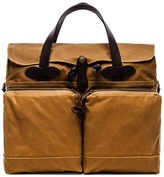 Filson 24 Hr Tin Cloth Briefcase
