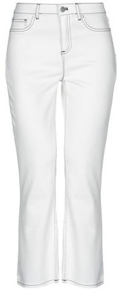 Elie Tahari Denim trousers
