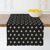 Minted Criss-Cross Self-Launch Table runners