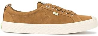 Cariuma OCA Low Camel Suede Sneaker