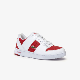 Lacoste Men's Thrill Two-Tone Leather Sneakers