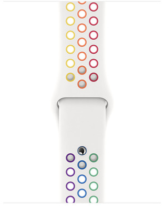 Apple 40mm Pride Edition Nike Sport Band - Regular