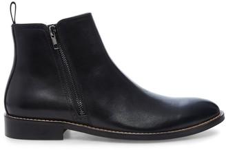 Steve Madden Gordo Black Leather