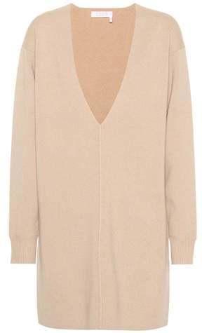 Chloé Long cashmere sweater