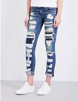 Rag & Bone Brigade skinny mid-rise jeans