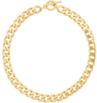 All Blues Gold-Tone Necklace
