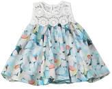 Halabaloo Girls' Sea Glass Dress