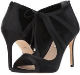 Nina Cherie Black Velvet Heel