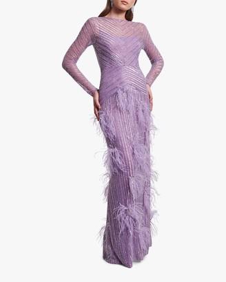 Rachel Gilbert Petunia Gown