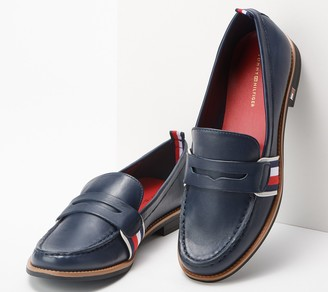 tommy hilfiger loafers herr