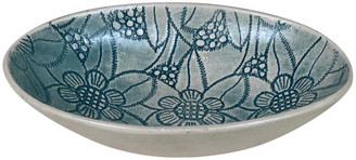 Wonki Ware - Small Etosha Bowl In Marine Mixed Pattern - ceramic | marine - Marine
