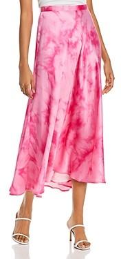 GUESS Arielle Printed A-line Skirt